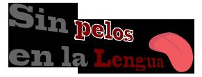 Sin Pelos en la Lengua Logo